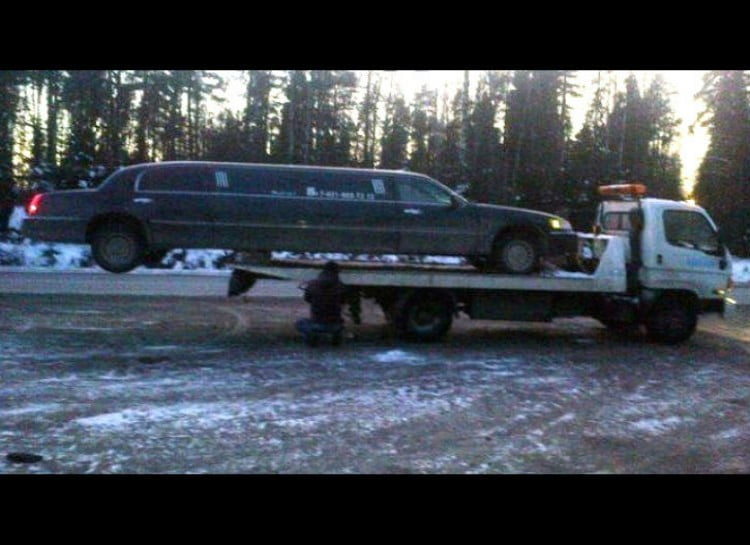 16 Towing Jobs You Ve Never Seen City Tow Truck